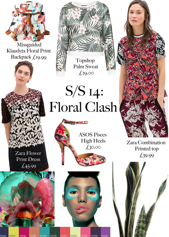 S-S14 floral clash