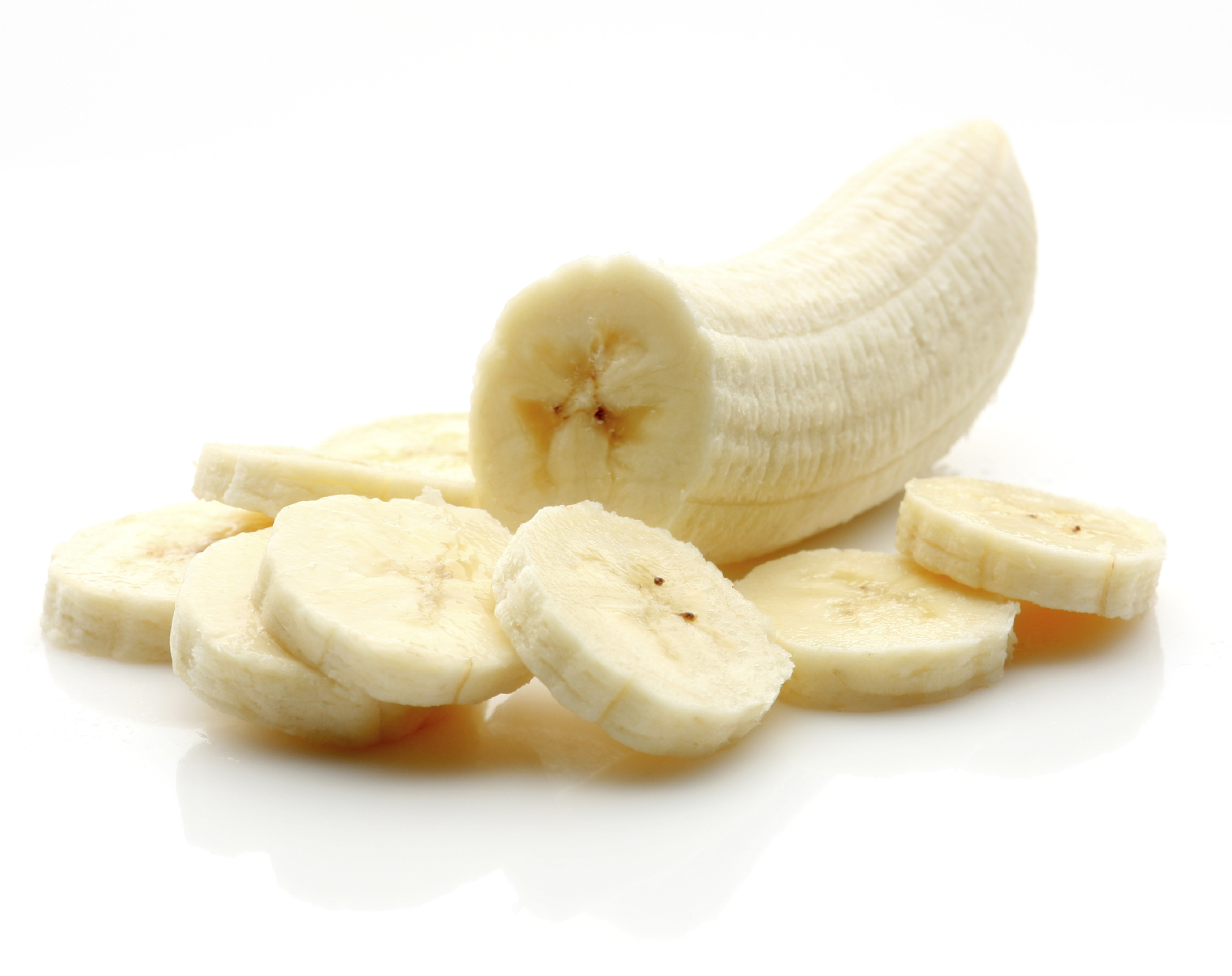 how to store cut bananas