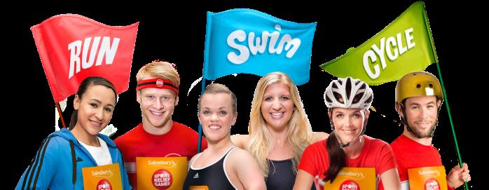 SportsReliefRunSwim
